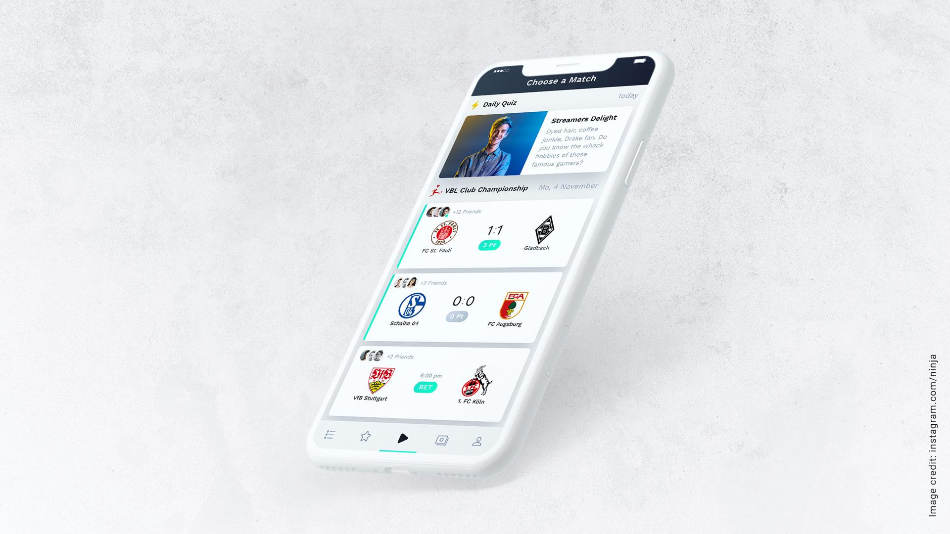 captn esports app teaser