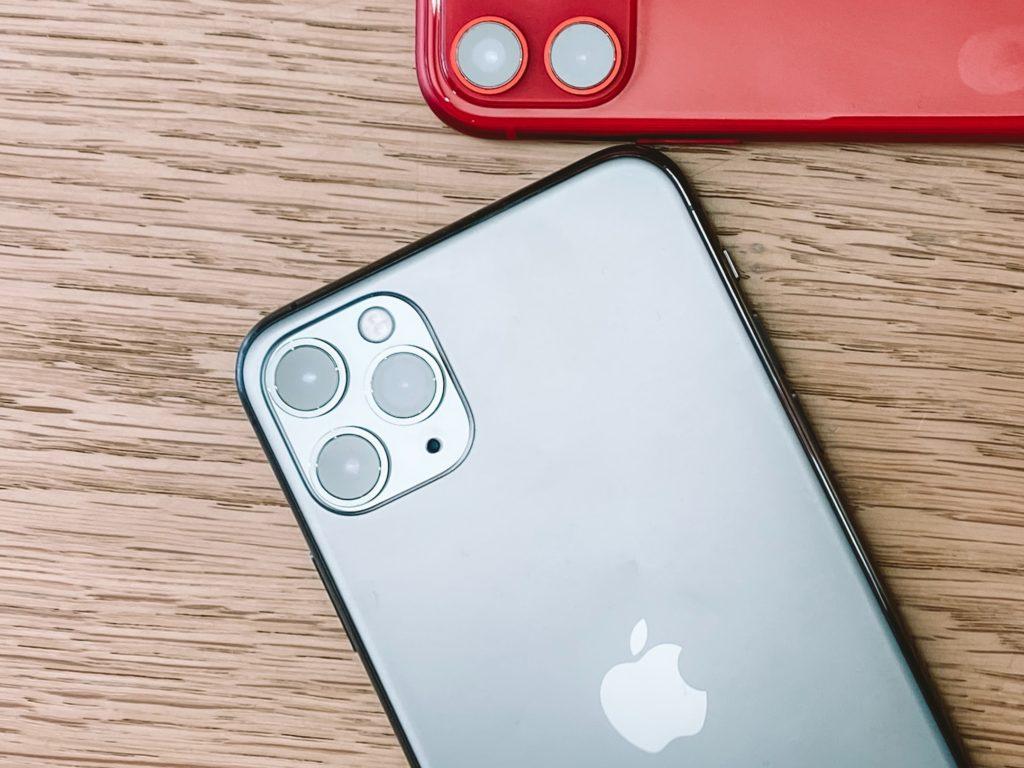 Das iPhone 11 Pro Max mit seiner unverwechselbaren Dreifach-Kamera. Ein Exot unter den Gaming Smartphones
