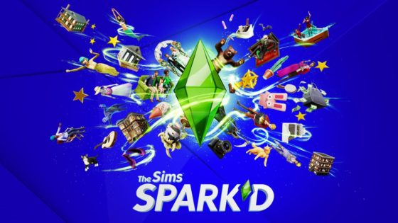the sims sparkd