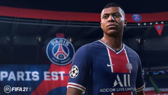 fifa 21 mbappe cross play