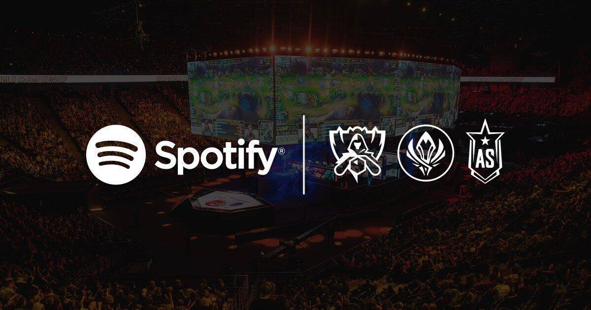 spotify league of legends