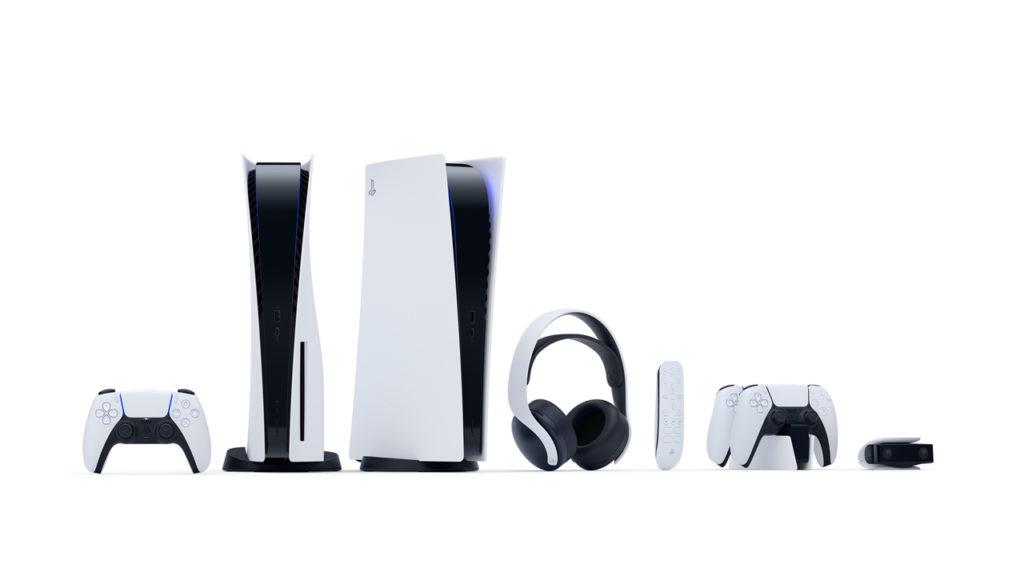 So sieht die neue Playstation 5 aus! ©Sony