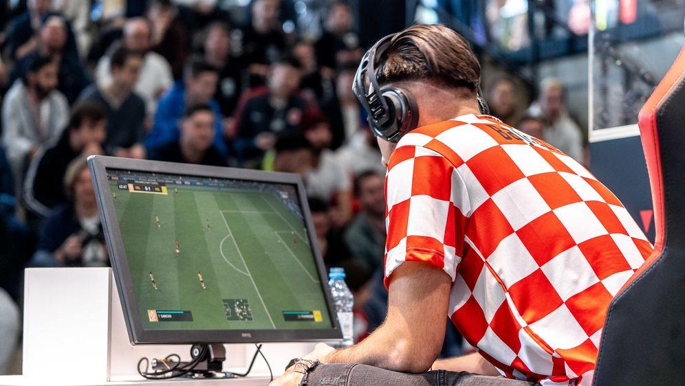 Top 5 FIFA Pro-Gamer Deutschland