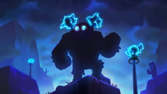 clash royale releases electro giant card