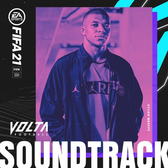 FIFA 21 Volta Soundtrack Cover