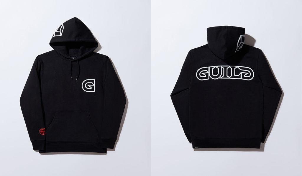 Guild Esports Hoodie Schwarz