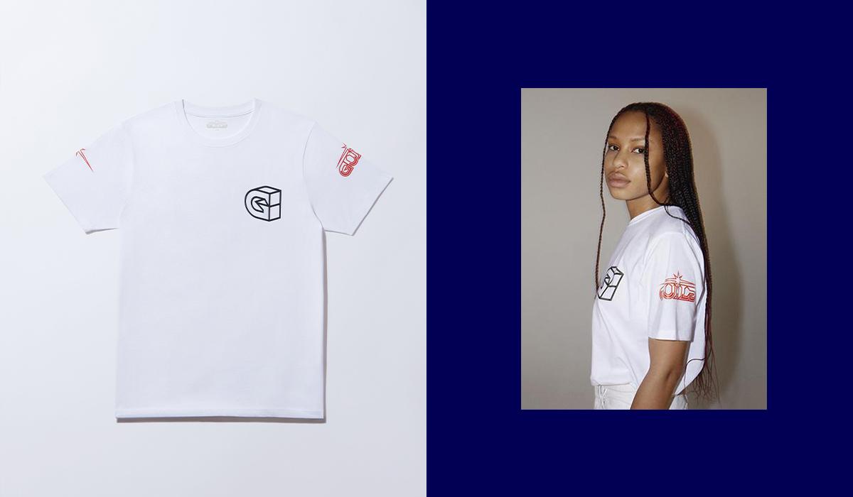 Guild T-Shirt Weiss