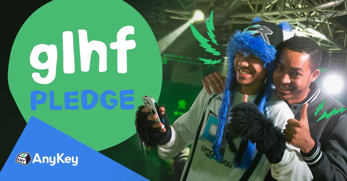 GLHFPledge