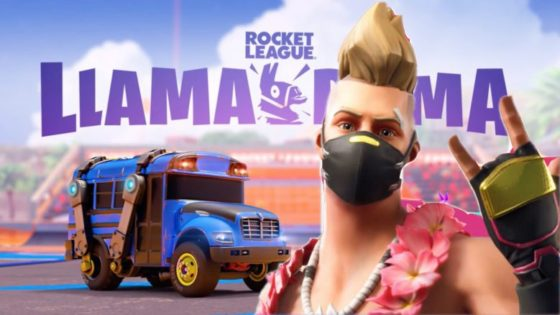 Lama Rama Fortnite